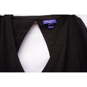 Jimmy Choo for H&M Dresses - Jimmy Choo for H&M black maxi dress